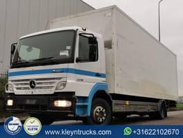 sliding curtain truck Mercedes-Benz Atego 1318 2007