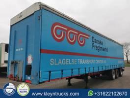 sliding curtain semi trailer Kel-Berg S35-3 2008