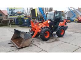 wheel loader Kubota R082 bouwjaar 2020 ALS NIEUW! 2020