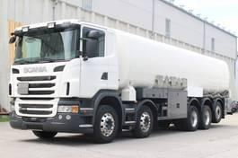 tank truck Scania G480  E5 10x4 38.000Ltr. ADR 2010
