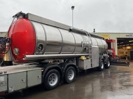 Bitumensprüher Auflieger VM Bitumen Sprayer Trailer 25.000L Good Condition 2009