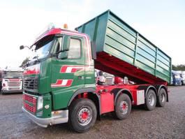 tipper truck > 7.5 t Volvo FH460 8x4 Tipper Euro 5
