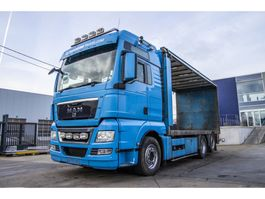 tilt truck MAN TGX 26.440 BL 6x2-4 ( gestuurd/gelenkt/direct.) 2010