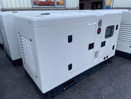 generator Ricardo 22 KVA Silent Generator 1 Phase 50HZ New Unused 2020