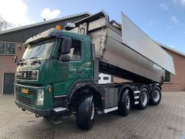 tipper truck > 7.5 t Terberg FM1850-T 420 8X4 Isolated Tipper 22m3 - Manual gearbox - NL Truck 2003