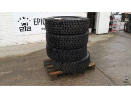 tyres truck part Michelin 4x 315/70 R22.5