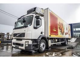 refrigerated truck Volvo FE 320 + Aubineau 22 P.+ Carrier 750MT + Zepro 2008