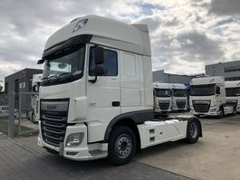 cab over engine DAF XF460 SSC, ACC, Intarder, 2 Tanks 2017