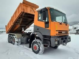 tipper truck > 7.5 t Iveco 26E420 EuroTrakker 6x6 1998