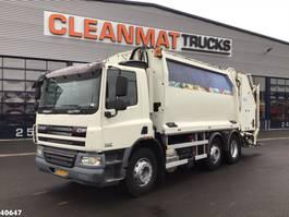 garbage truck DAF CF 75 FAG 310 2009