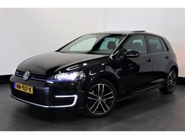 hatchback car Volkswagen Golf 1.4 TSI GTE 204 PK | DSG | PANO-DAK | CAMERA | KEYLESS | € 11.950,-... 2015