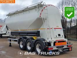 feed semi trailer KAESSBOHRER SSL-35 3 axles 35m3 2x Liftachse *New Unused* 2021