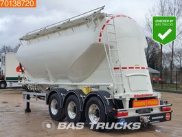 feed semi trailer KAESSBOHRER SSL-35 3 axles 35m3 Liftachse *New Unused* 2021