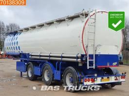 feed semi trailer Welgro 97WSL 43-32 28 Ton ( 10 Comp ) 2x Lenkachse 2000
