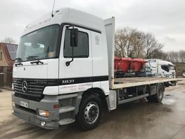 drop side truck Mercedes-Benz ACTROS 1831 V6 **FRENCH TRUCK-20