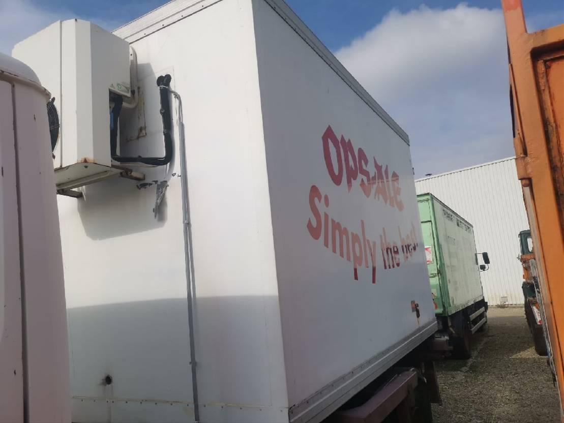 Container system truck part Diversen Occ Frigo containers 4.40 x 2.20 x 2.00m