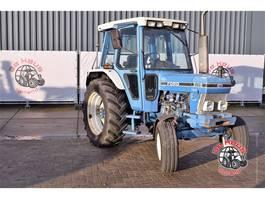 farm tractor Ford 5110 1989