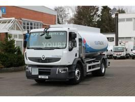 tank truck Renault Premium 270 270DXi E5/Retarder/13000l/4 Kammern/ADR 2011