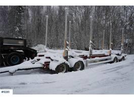 other full trailers Närko timber trailer 2007