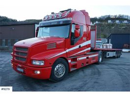 cab over engine Iveco Strator 2009