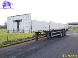 flatbed semi trailer LAG Flatbed 2005