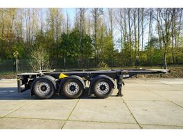 container chassis semi trailer Renders 20 FT ADR Chassis 2017