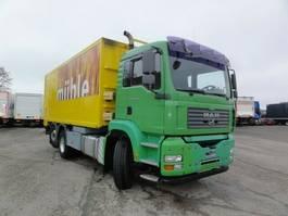 tipper truck > 7.5 t MAN TGA 26.430 6x2-2 BL manuell Intarder Lenkachse