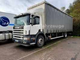 sliding curtain truck Scania P94 -260