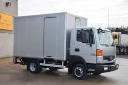 closed box truck Nissan ATLEON 56.15  4X2