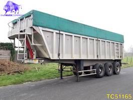 tipper semi trailer Fruehauf Tipper 1995