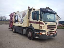garbage truck Scania P230 Euro-5 Joab 2010
