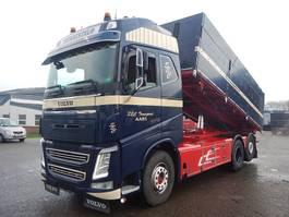 tipper truck > 7.5 t Volvo FH 540 Korntip 2013