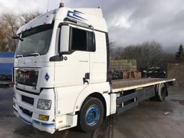 car transporter truck MAN TGX 18.360 **EURO4-WINCH-MANUAL GEARBOX** 2009