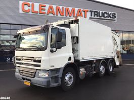 garbage truck DAF CF 75 250 FAG 2009