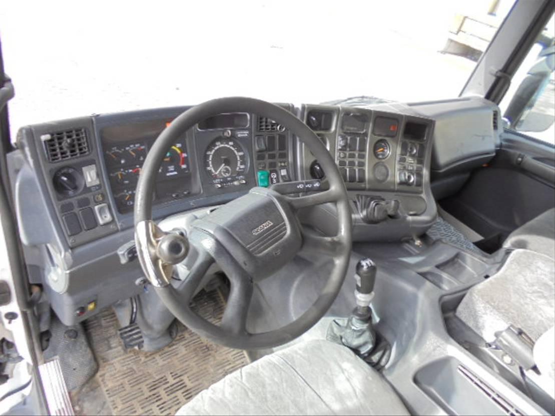 LKW Kipper > 7.5 t Scania G124-420 8X2 2001