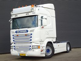 other-tractorheads Scania R450 EURO 6 / HIGHLINE / RETARDER / NL TRUCK! 2015