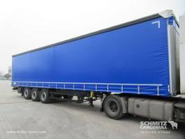 Schiebeplanenauflieger Schmitz Cargobull Semitrailer Curtainsider Standard 2017