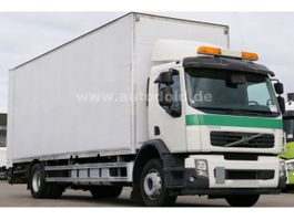 closed box truck Volvo FE 260 Hebebühne Lift Automatik Euro 5 2013