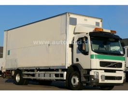 closed box truck Volvo FE 260 Hebebühne Lift Automatik Euro 5 2013