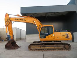 crawler excavator Hyundai Robex 250 LC-3 2000
