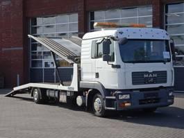 car transporter truck MAN TGL 12.210