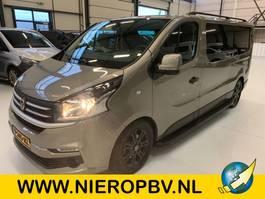 closed lcv Fiat TALENTO dub cab airco navi 145pk 51000km 2018