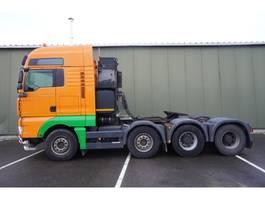 heavy duty tractorhead MAN TGA 41.530 8X4 HEAVY LOAD 2007
