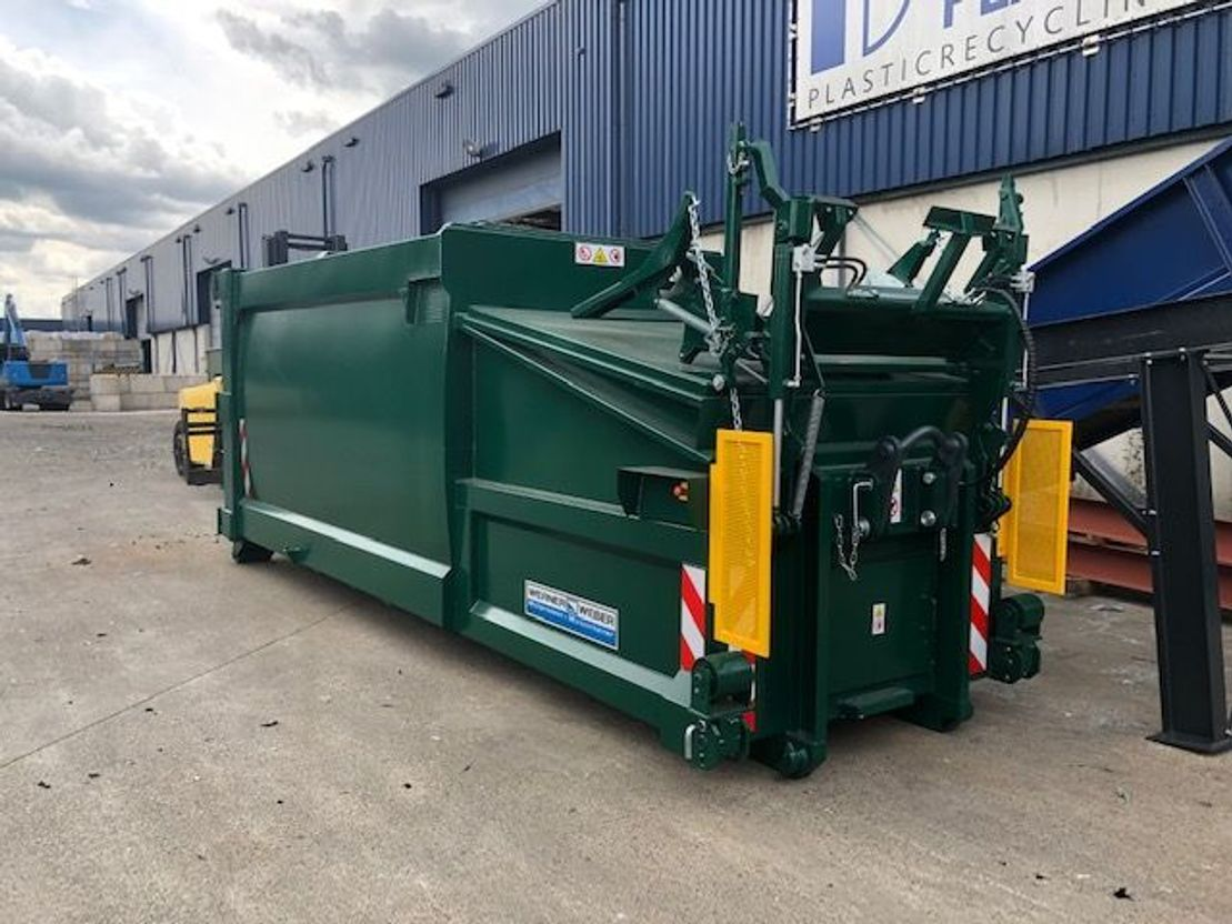 press container Werner & Weber MPC20-N.A. 2021