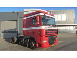 mega-volume tractorhead DAF FT LOW DECK XF 105 410 2008