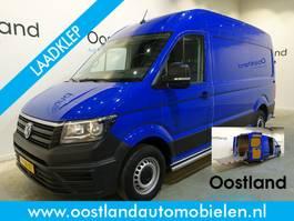 closed lcv Volkswagen Crafter 35 2.0 TDI L3H3 / Easyloader Laadklep / Airco / Cruise Control / Navigat... 2019