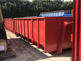 other containers Heuvelmans 20 m3 containerbak 2020