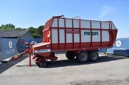self loading wagon Pottinger 547 MHT Silo Profi