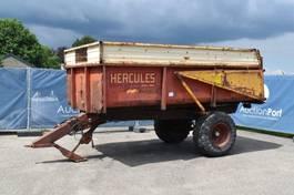 tipper trailer agricultural Hercules Landbouwkipper