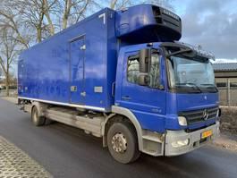 refrigerated truck Mercedes-Benz ATEGO 1624  KOELW. 435000 KILM. MANUAL 2009